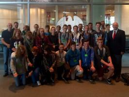 Klasse 9A, Realschule Arnstein