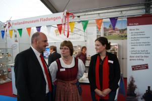 Brauchtumspflege des Bezirks Unterfranken: gute Arbeit!