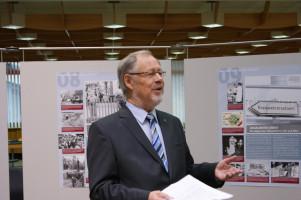 Unser Festredner Walter Kolbow
