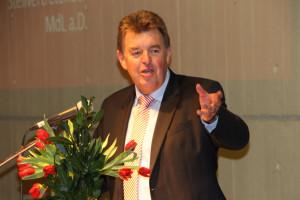 SPD-Kreisvorsitzender und stellv. Landrat Harald Schneider