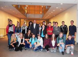 Mittelschule Burgsinn, 08.10.2014
