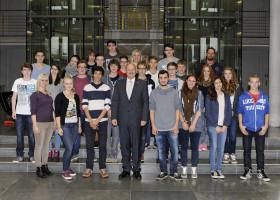 Rexroth-Realschule, Lohr am Main, 08.10.2014