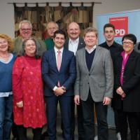 Gründungsversammlung der AG Migration und Vielfalt