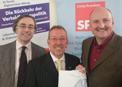 Brunner, Al Ghusain, Rützel