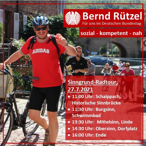 2021-07 Sinngrund-Radtour mit Halbleib