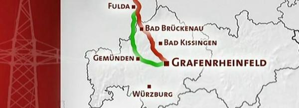 Südlink-Trasse