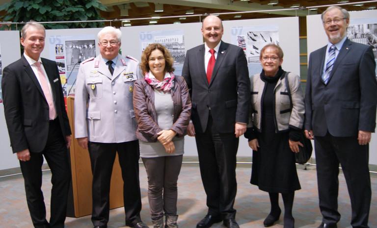 Ausstellung Militär