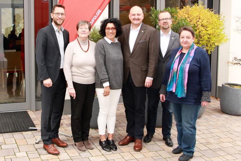 Unterbezirksparteitag Main-Spessart/Miltenberg