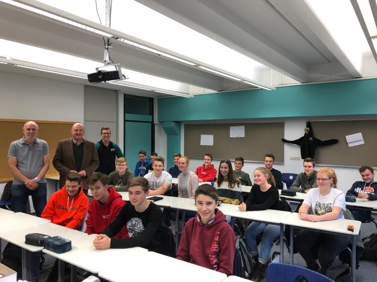 2019-10 Realschule Arnstein