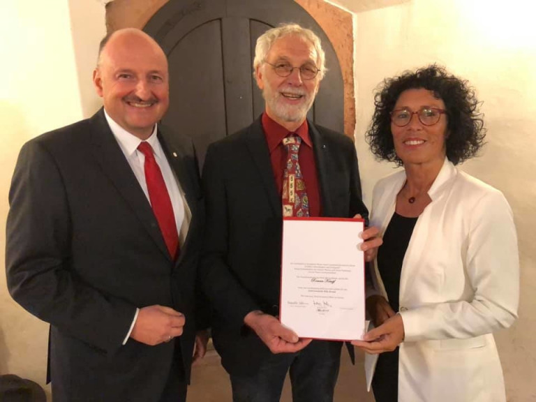 2019 05  100 Jahr SPD Großheubach
