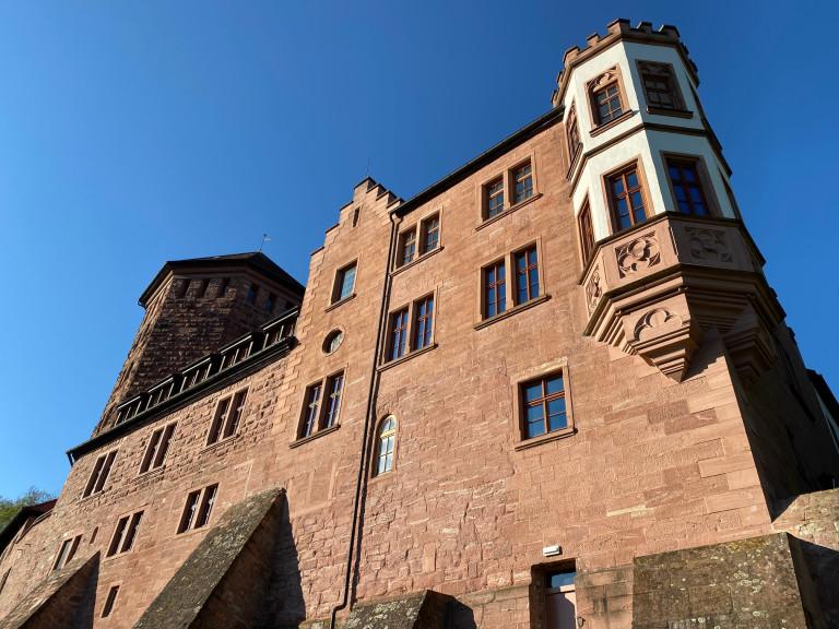 2020-05 Burg Rieneck - Corona2