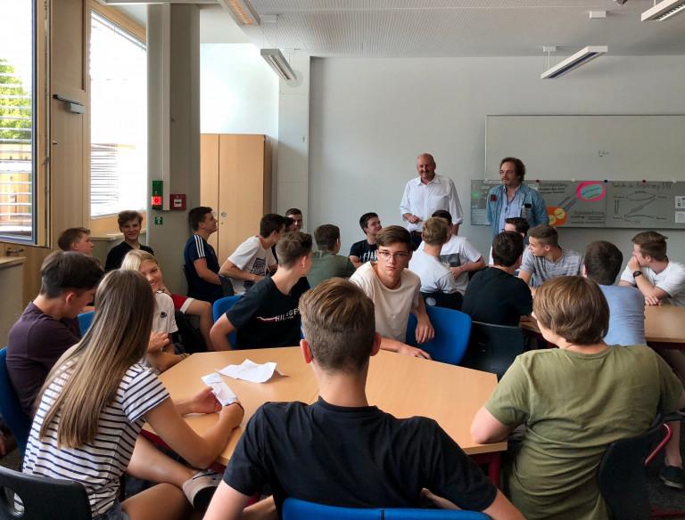2018-07 Gymnasium Lohr