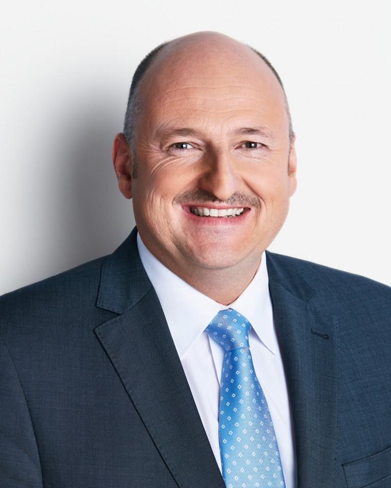 Portraitfoto Bernd Rützel Wahlkampf 2017